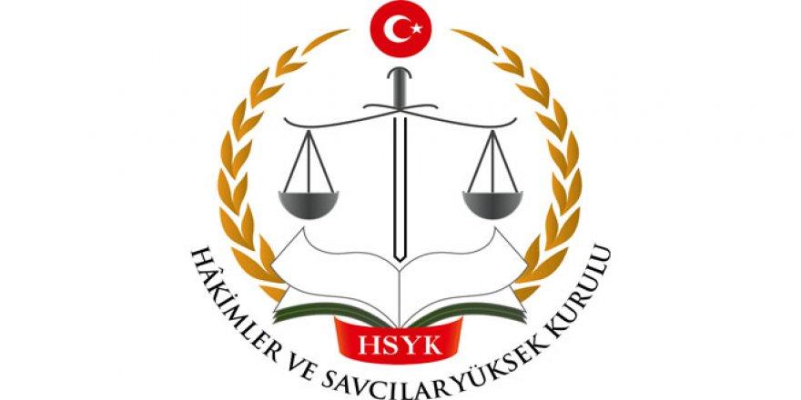 HSYK: '2745 hakim açığa alındı'