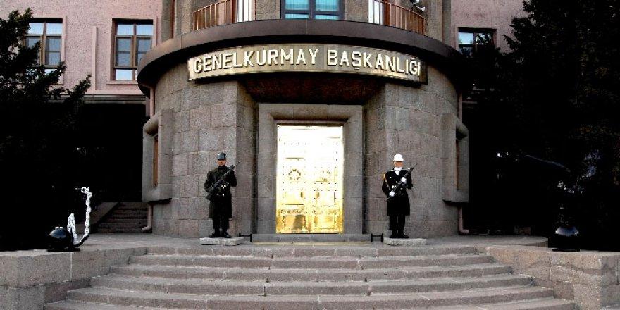 Genelkurmay Başkanlığı'na teslim olan askerler gözaltına alındı!