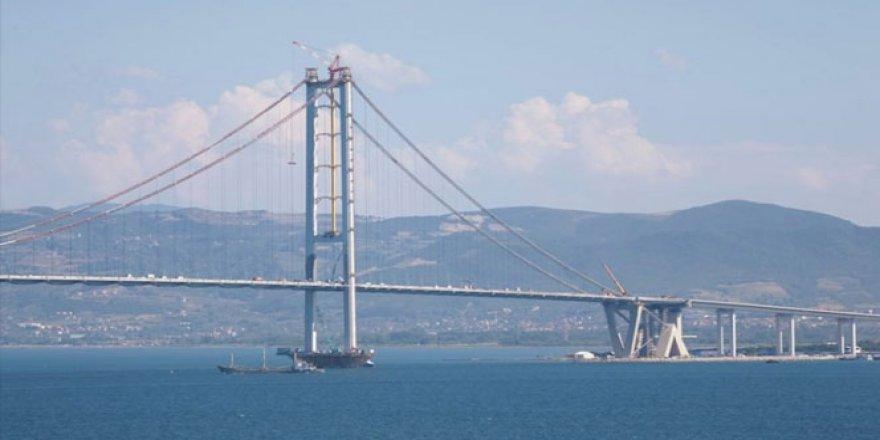 Osmangazi Köprüsü'nü de kapattıkları ortaya çıktı