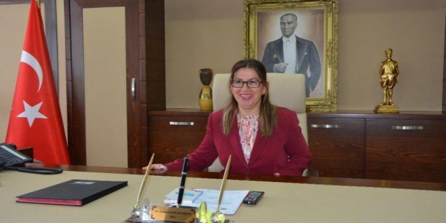 Sinop Valisi 'Yasemin Özata Çetinkaya'  görevden alındı