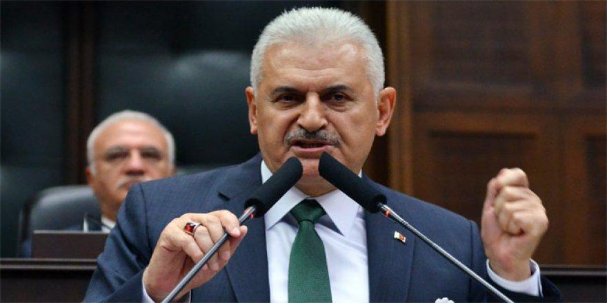 Başbakan Binali Yıldırım'dan ABD'ye Gülen resti!