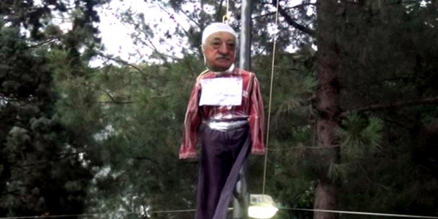 Şanlıurfa'da Gülen'i taşlayarak idam ettiler