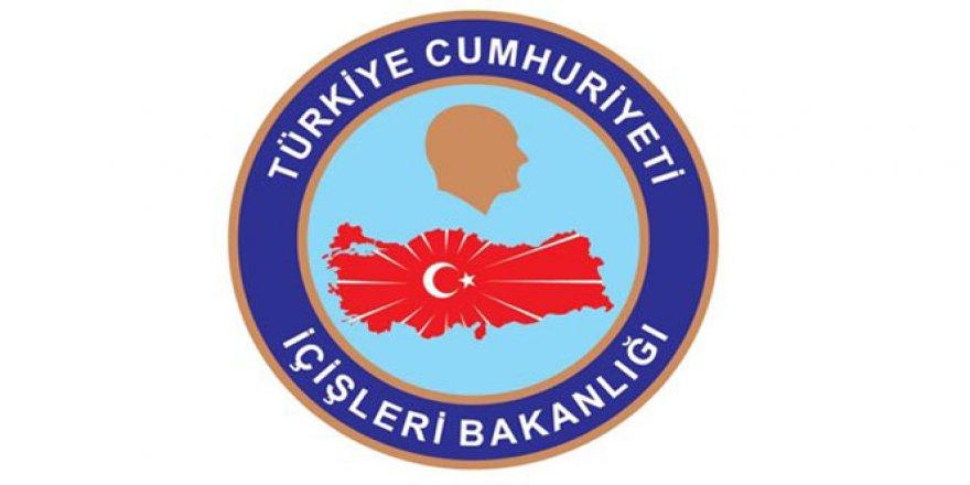 İçişleri Bakanlığı'dan açığa alınan personele resen soruşturma