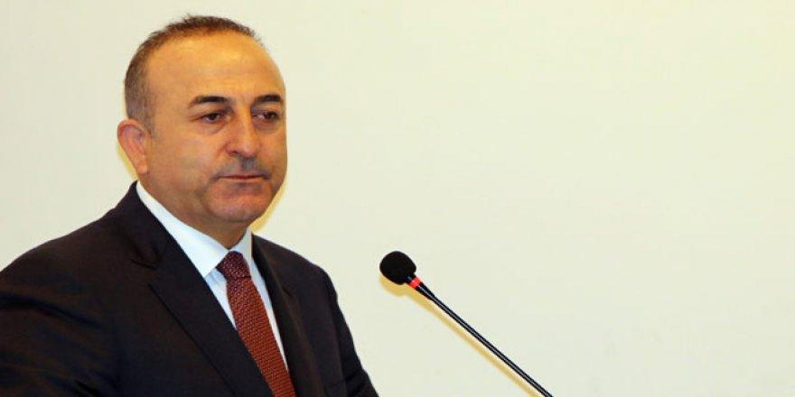 Bakan Çavuşoğlu, ABD'ye gitmeyecek
