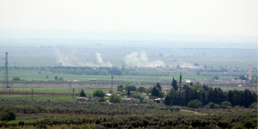 Suriye'de IŞİD İle ÖSO arasında çatışmalar sürüyor