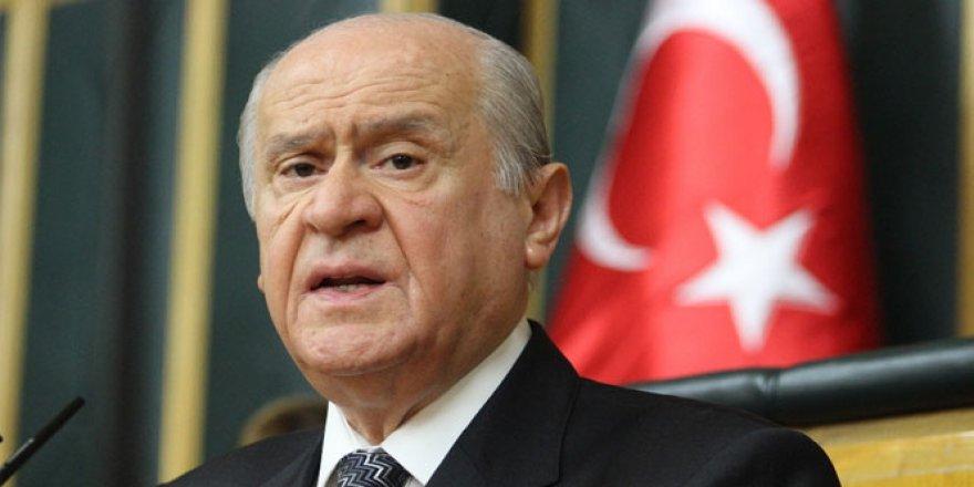 MHP lideri Devlet Bahçeli'den 'OHAL' açıklaması