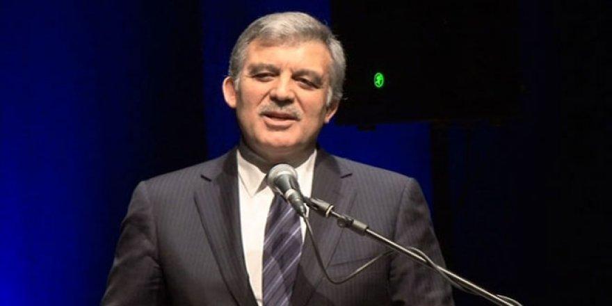 Abdullah Gül, devlet erkanıyla bir araya gelecek