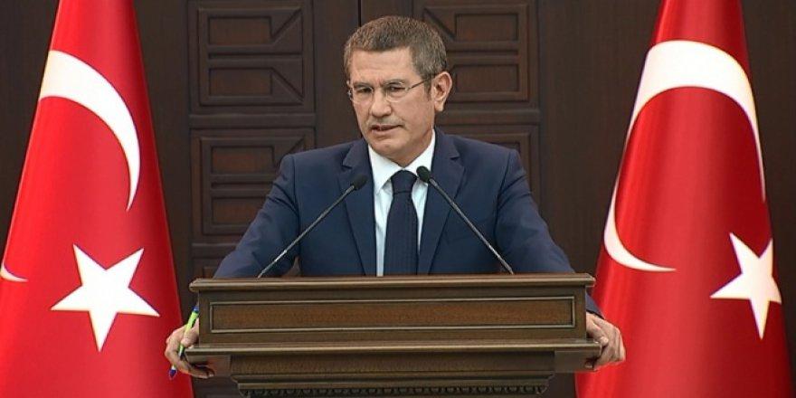 Başbakan Yardımcısı Nurettin Canikli: 'İstihbaratta köklü reformlar yapılacak'