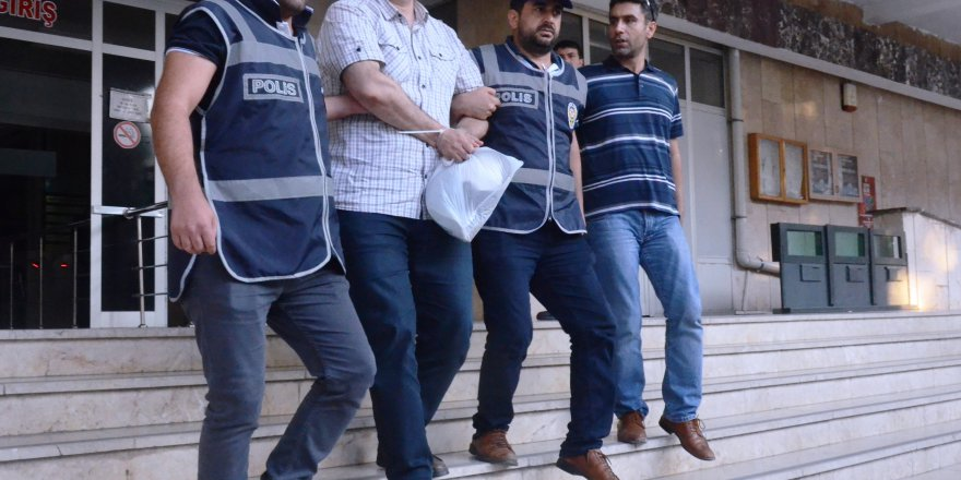 Malatya'da 1 Pilot Albay Tutuklandı