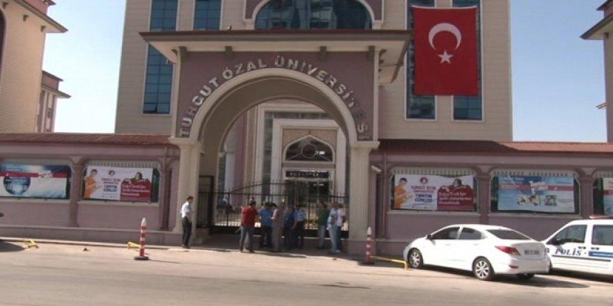 OHAL sonrası Turgut Özal Üniversitesi kapatıldı!