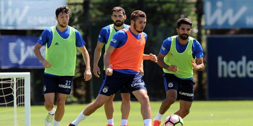 Fenerbahçe-Monaco maçı hazırlıkları sürüyor