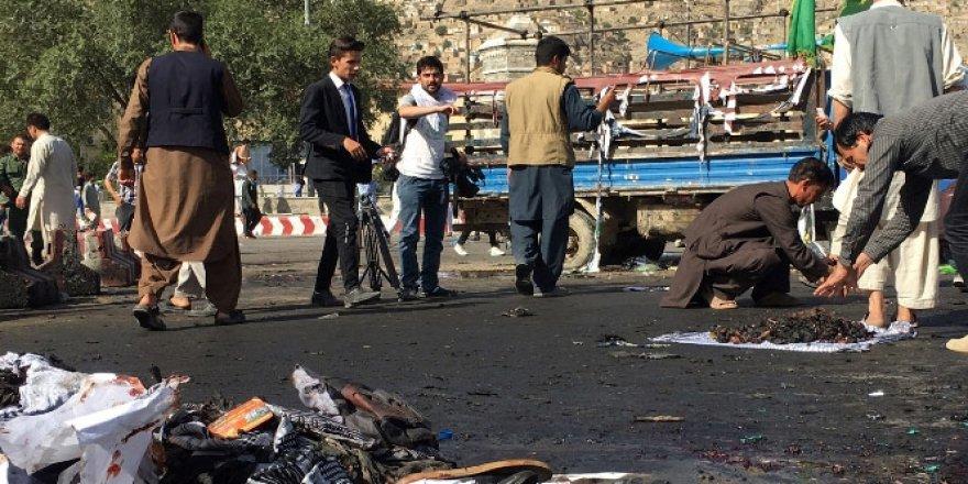 Kabil'deki kanlı saldırıda ölenlerin sayısı 61'e yükseldi
