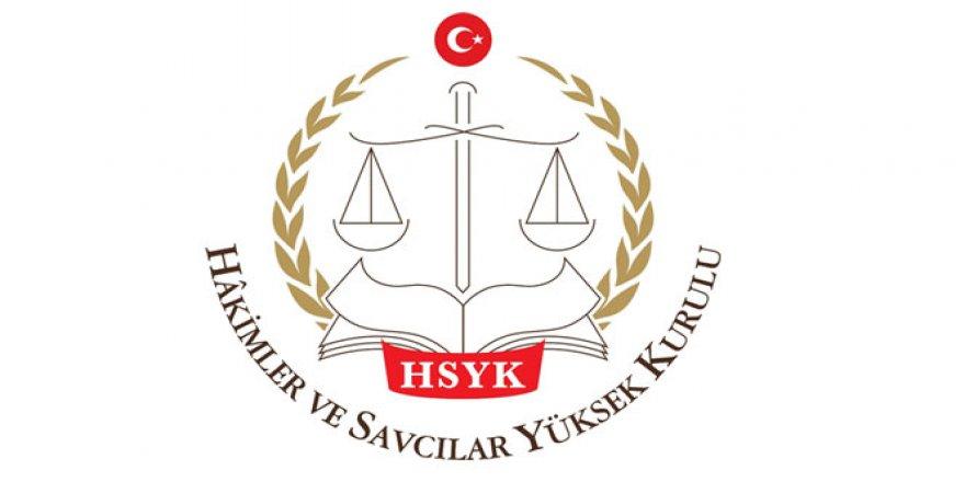 HSYK'dan Yüksek Yargıya flaş atama
