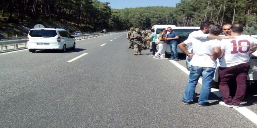 3 Darbeci Asker daha yakalandı!