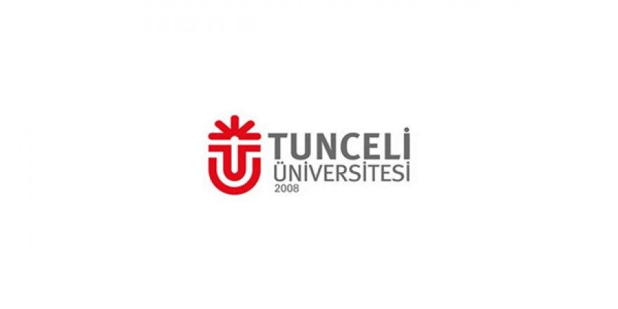 Tunceli Üniversitesi'nde 18 personel açığa alındı