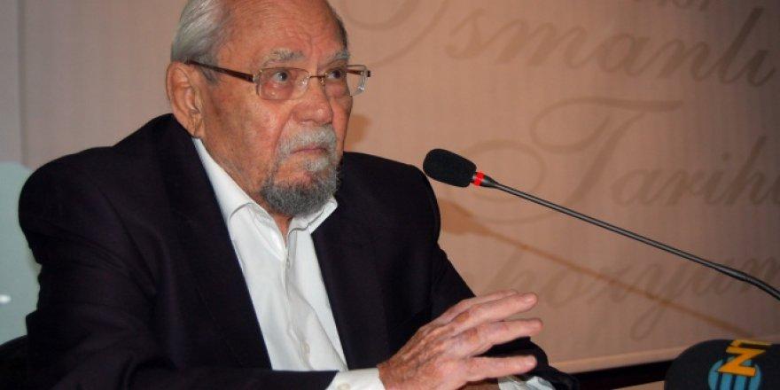 Ünlü Tarihçi Halil İnalcık Hayatını Kaybetti
