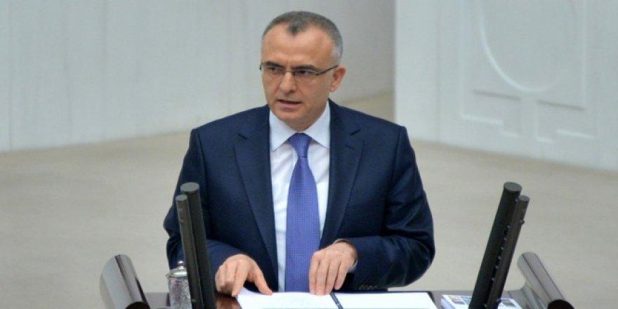 Maliye Bakanı Naci Ağbal: Düzenlemenin kapsamı genişleyebilir