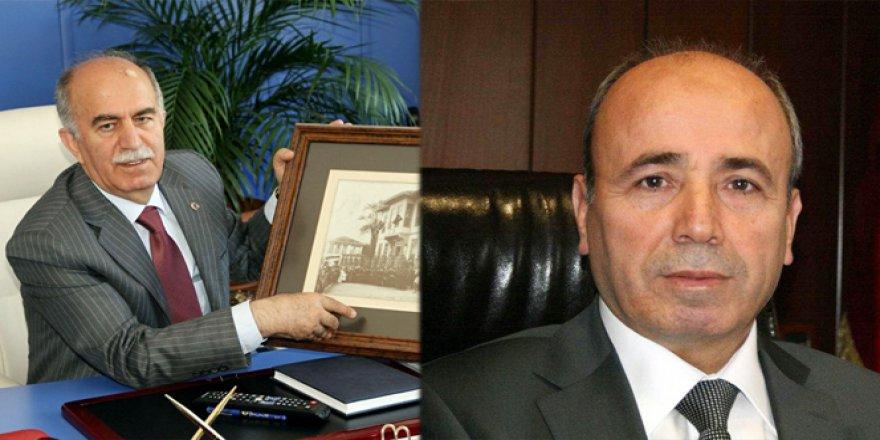 Bursa eski valisi ve eski emniyet müdürü gözaltına alındı