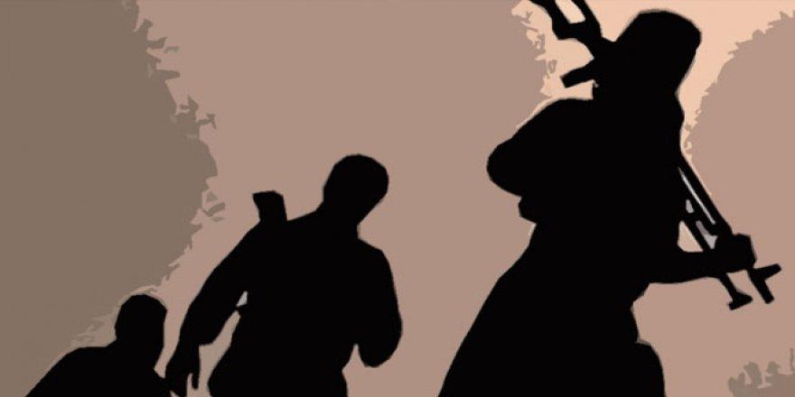 Hakkari'de askeri üs bölgesine saldırı