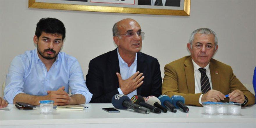 Tekim Bingöl'den darbeye karşı İzmir toplantısı