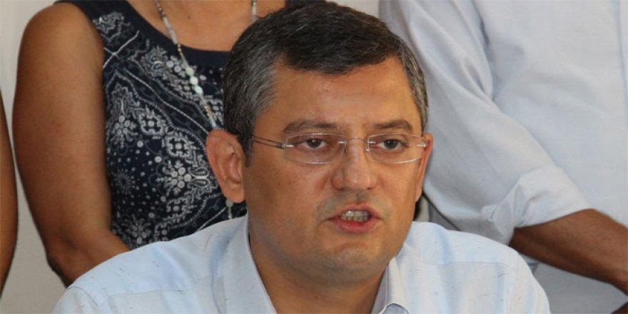 CHP'li Özel'den Fethullah Gülen'e ayetli gönderme