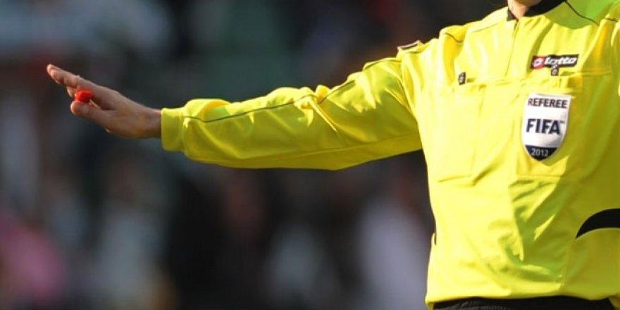 Monaco - Fenerbahçe maçına Portekizli hakem Soares Dias