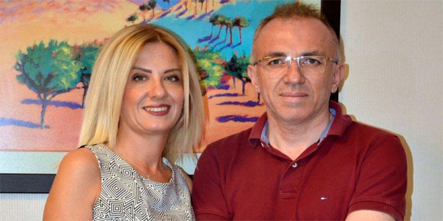 Doktor çift İzmir'i sağlıkta Avrupa'ya taşıdı