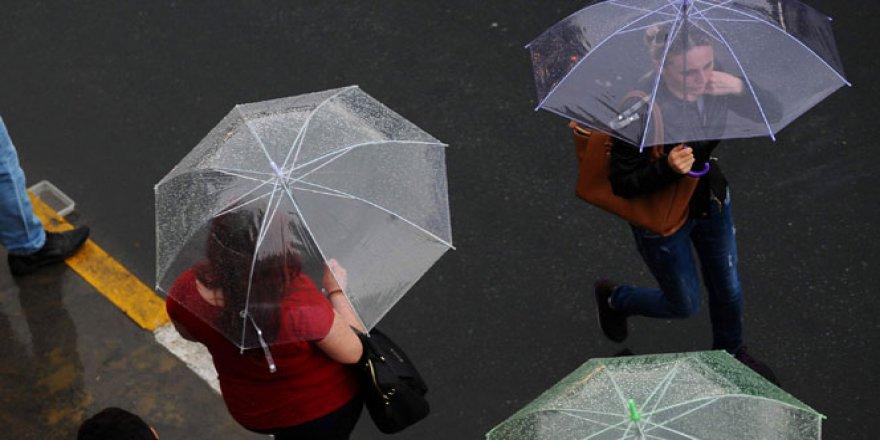 Meteoroloji'den Doğu'da yağış uyarısı