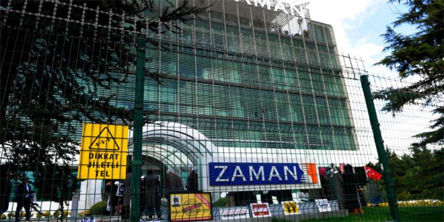 Zaman Gazetesi'nin eski yazarları tutuklandı