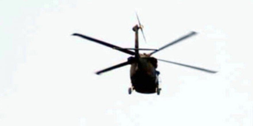 Suriye'de Rus helikopteri düşürüldü: 5 ölü