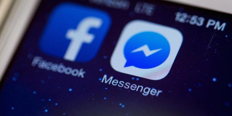 Facebook Messenger'a şifreli mesaj!