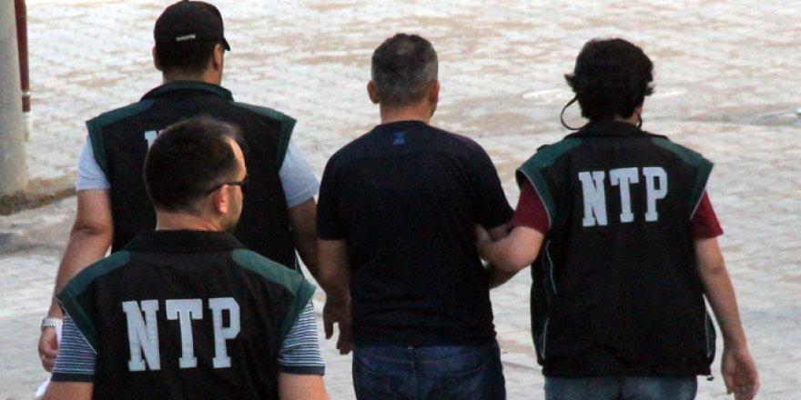 FETÖ/PDY operasyonlarında 155 kişi tutuklandı
