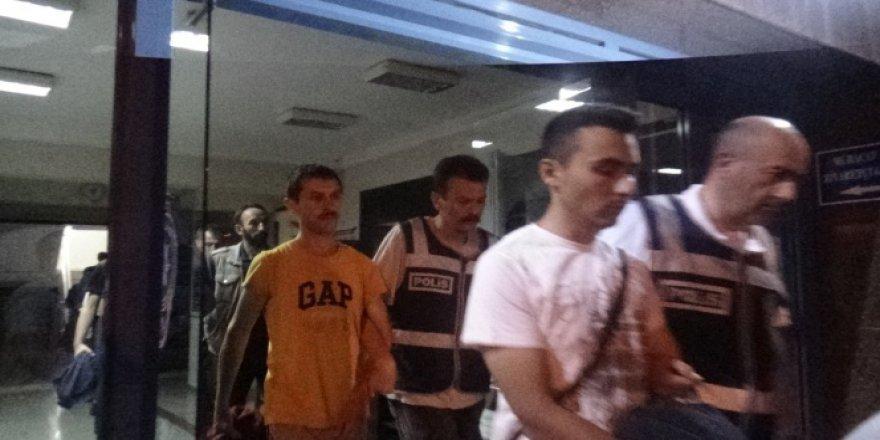 Bilecik'te 1'i kurmay albay 9 kişi gözaltında