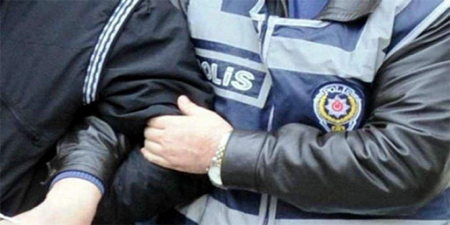 Mardin'de 6'sı asker 7 kişi gözaltında
