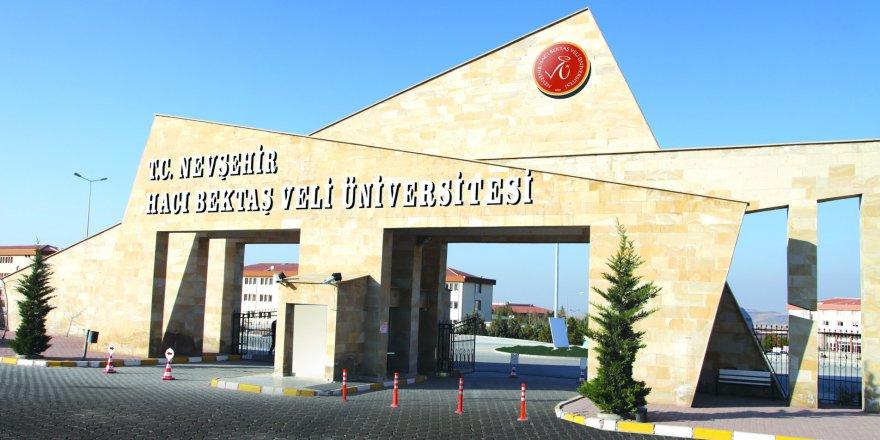 NEÜ'de 15 akademisyen açığa alındı