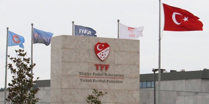 Türkiye Futbol Federasyonu'ndan 9 istifa