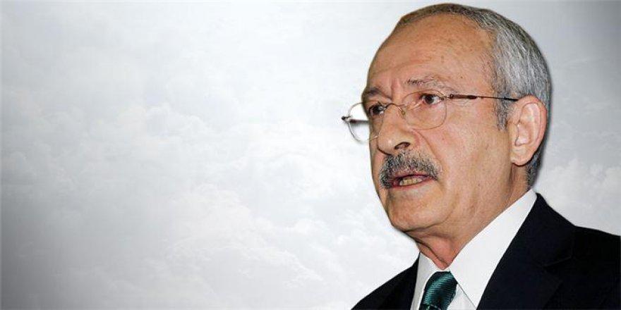 Kılıçdaroğlu mitinge katılmama nedenini açıkladı