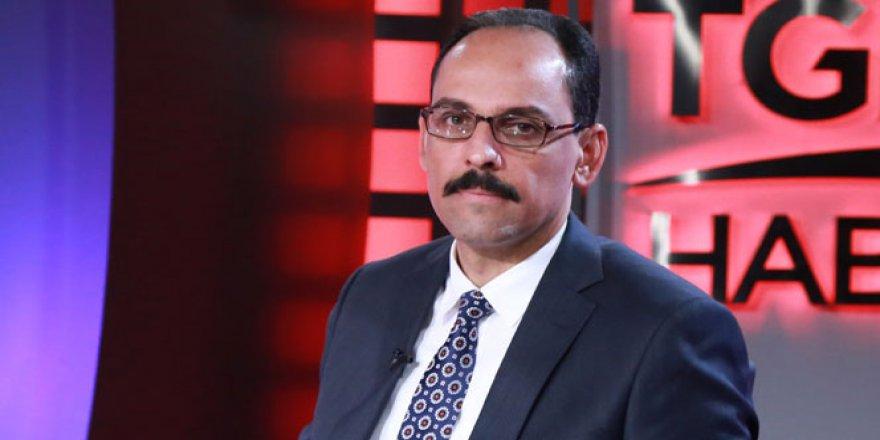Cumhurbaşkanlığı Sözcüsü İbrahim Kalın'dan önemli Rusya açıklaması