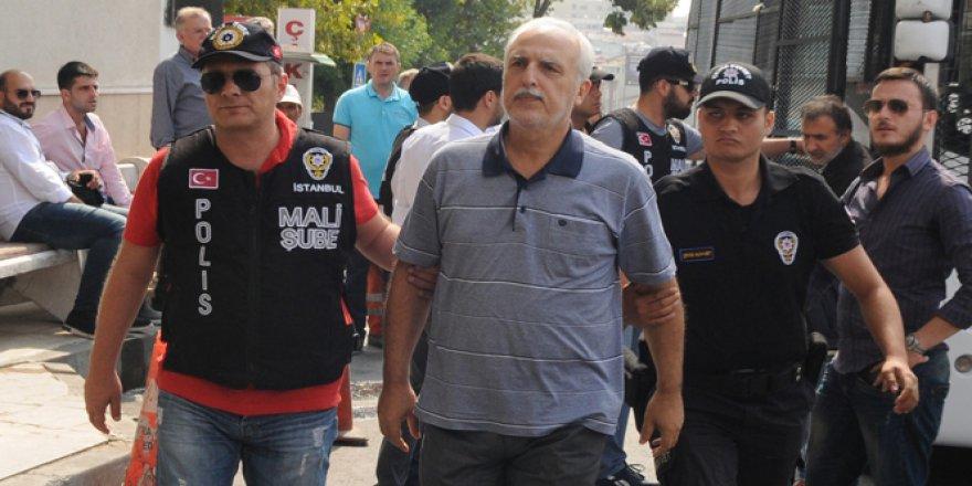 Hüseyin Avni Mutlu tutuklandı