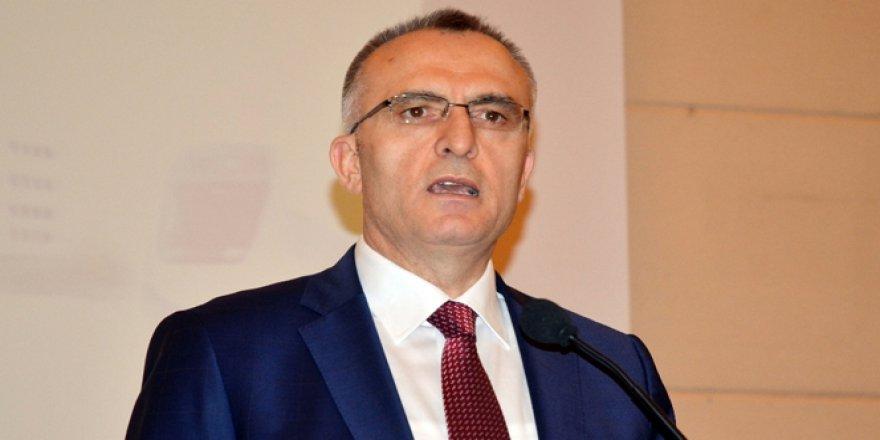 Maliye Bakanı Ağbal'dan vergi borçlarıyla ilgili açıklama