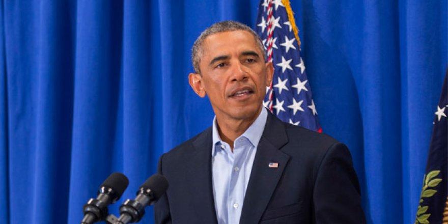 Başkan Obama: 'DAEŞ zayıflıyor ama hala tehdit'