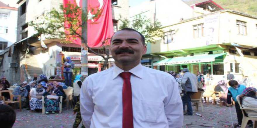 Giresun, Çanakçı Belediye Başkanı Tuncay Kasım darp edildi