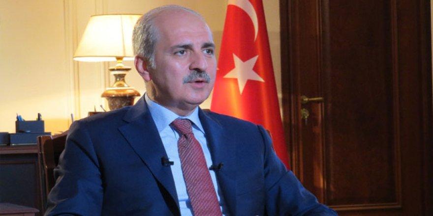 Numan Kurtulmuş: 'Türkiye'yi işgale hazır hale getirmek istediler'