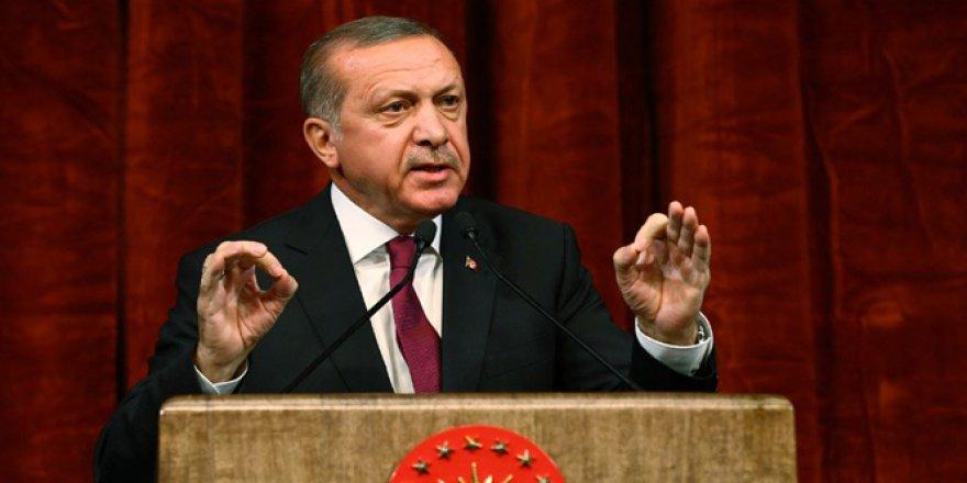 Erdoğan'dan AB'ye büyük rest!