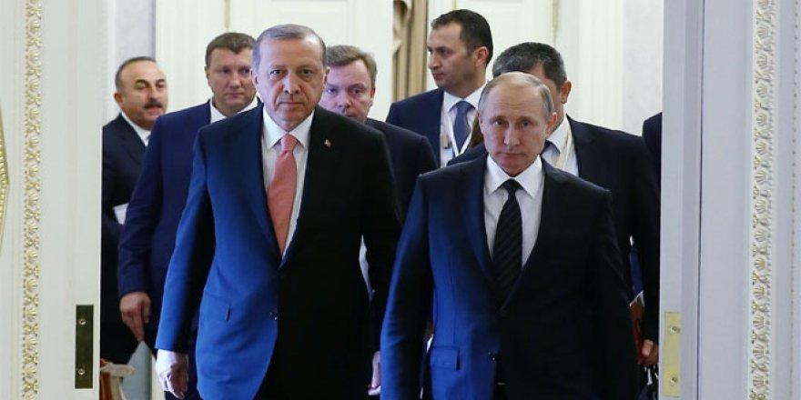 Erdoğan ve Putin o konuda mutabakata vardı