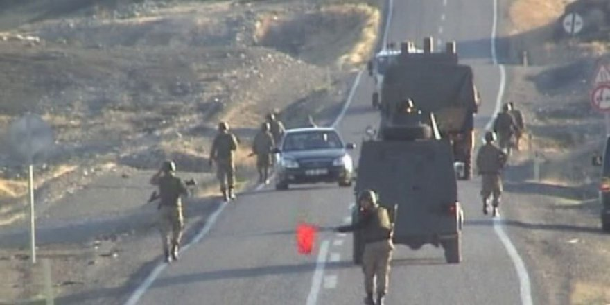 Şırnak, Uludere'de teröristler önce EYP patlattı, sonra da taradı: 5 şehit, 8 yaralı
