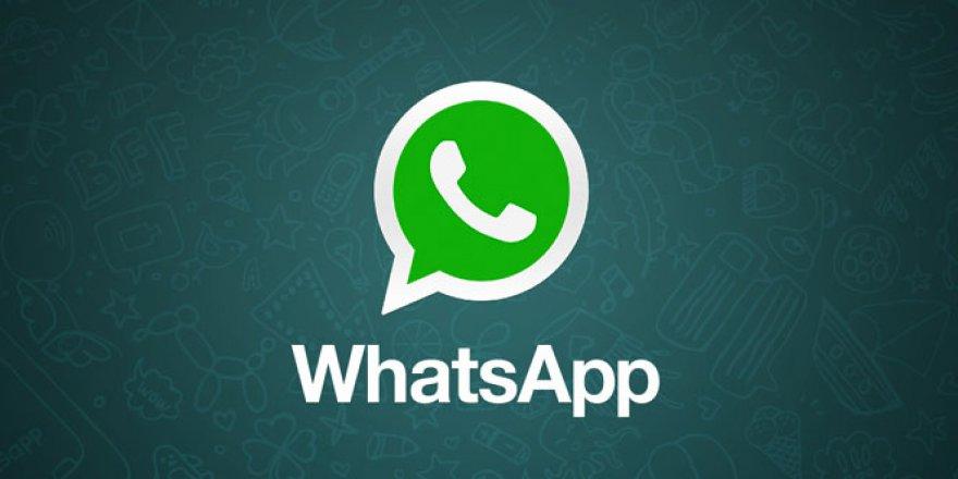 Whatsapp'a beklenen özellik geldi!
