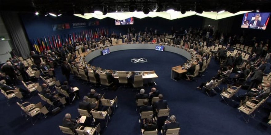 NATO: 'Türkiye'nin üyeliği tartışma konusu değil'