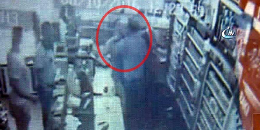 CHP'li belediye başkanı market çalışanını darp etti!