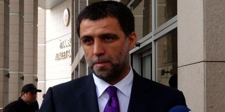FETÖ soruşturması kapsamında Hakan Şükür'ün tüm mal varlığına el konuldu